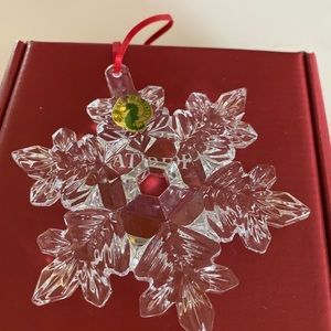 Waterford Crystal Ornament